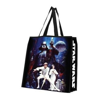 STAR WARS REUSABLE SHOPPING BAG