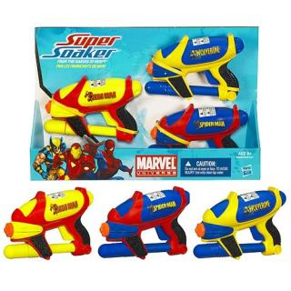SUPER SOAKER MARVEL 3 PACK