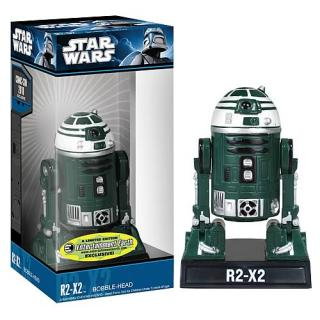STAR WARS R2-X2 DROID BOBBLE HEAD - Exclusive