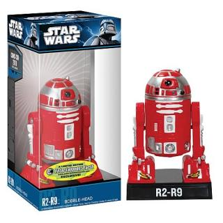 STAR WARS R2-R9 DROID BOBBLE HEAD - Exclusive