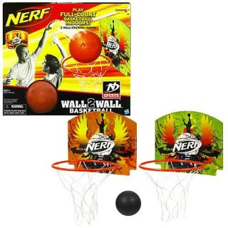 NERF SPORTS WALL 2 WALL BASKETBALL