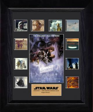 STAR WARS EPISODE V EMPIRE STRIKES BACK MINI MONTAGE special edition