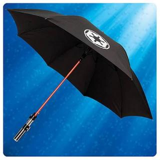 STAR WARS DARTH VADER SKYWALKER STATIC LIGHTSABER Umbrella